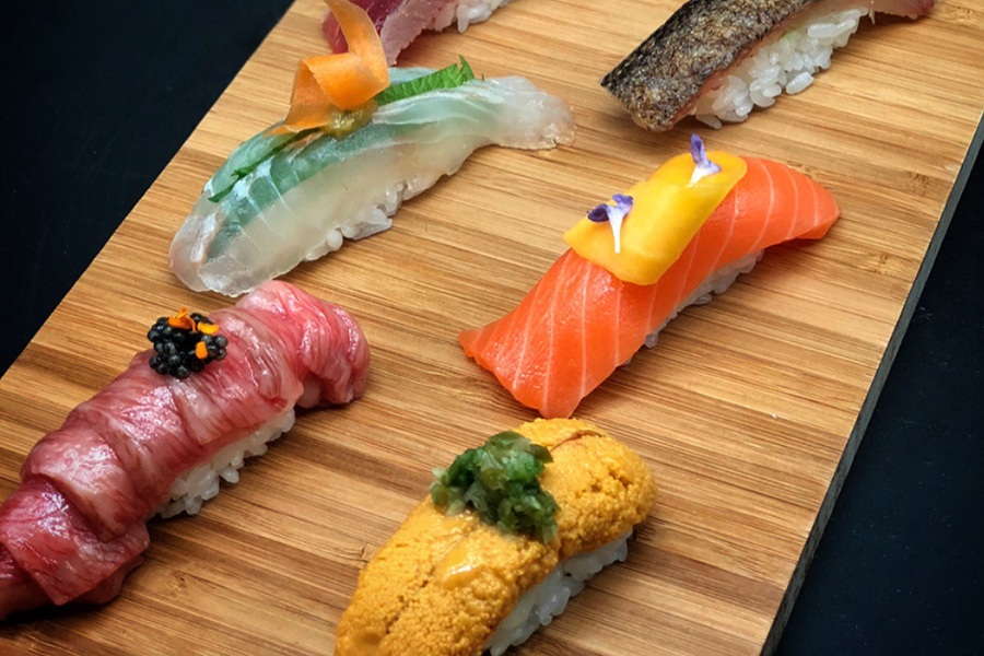 Blue Ribbon Sushi-Pacific Palisades Village