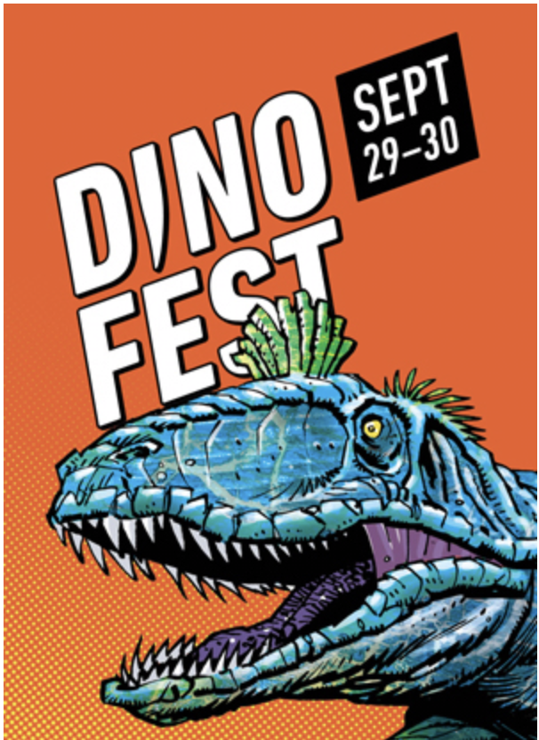 Dino Fest @ The National History Museum of Los Angles