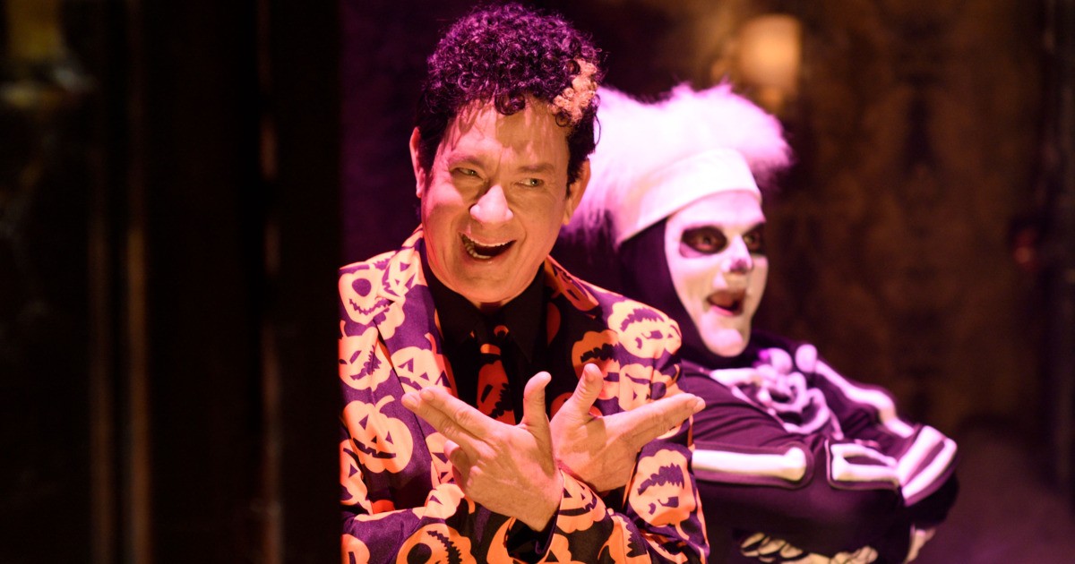 David S. Pumpkins-SNL