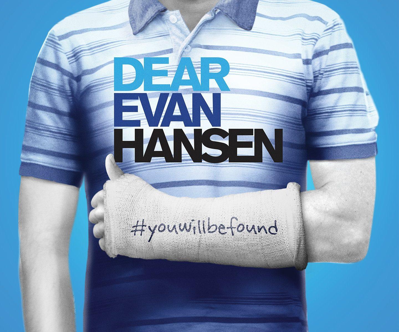 Dear Evan Hansen at The Ahmanson Theatre