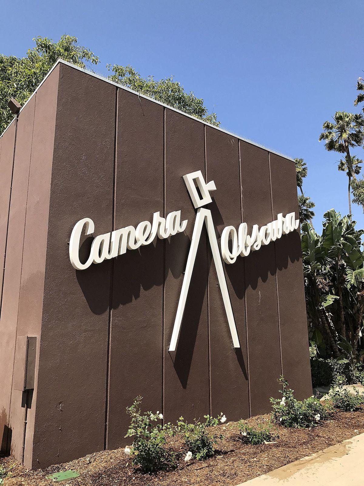 Camera Obscura-Santa Monica