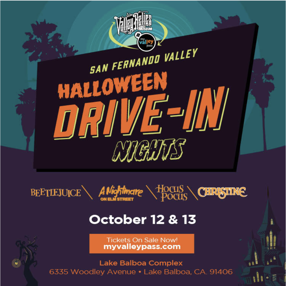 San Fernando Valley Halloween Drive-In Nights