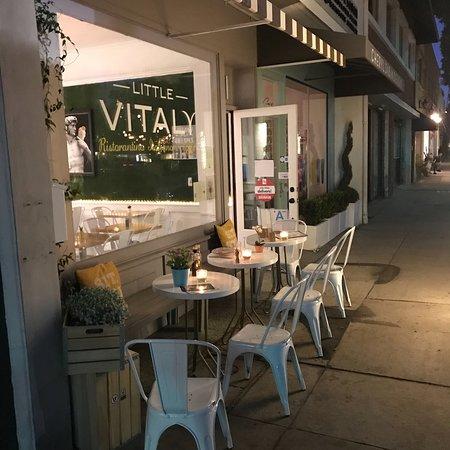 Little Vitaly-L.A. Eats