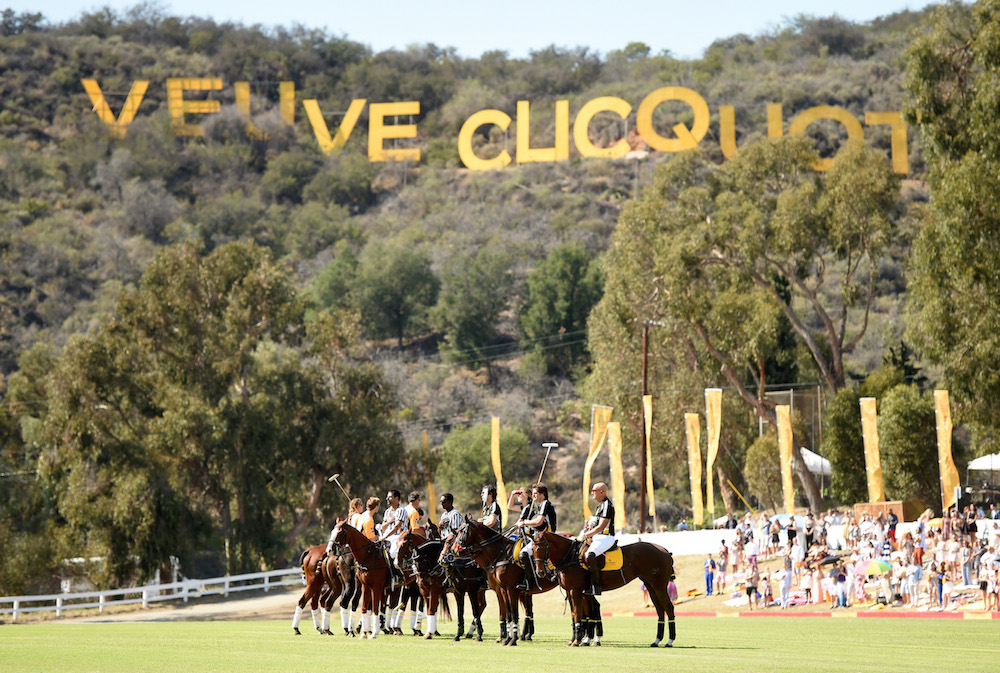 Veuve Clicquot Polo Classic at Will Rogers State Historic Park