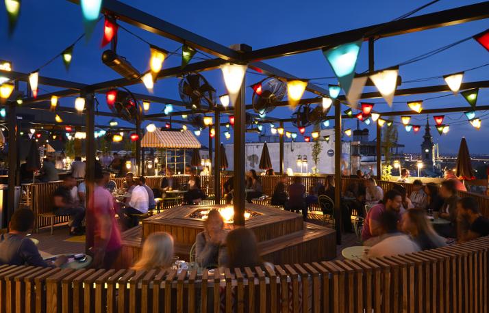La Eats Best Rooftop Bars In L A Rodeo Realty