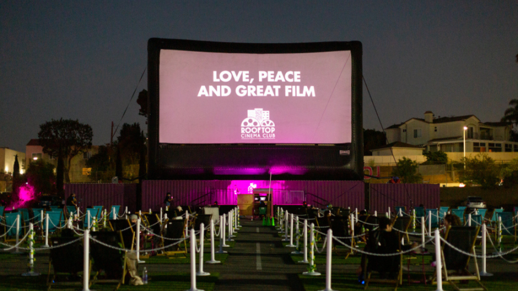 The Best Outdoor Movies and Drive-Ins Around Town